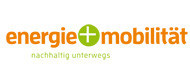 Logo Energie + Mobilität